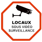 Local sous surveillance