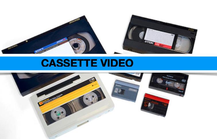 TRANSFERT CASSETTE VIDEO SUR DVD OU SUR CLEF USB OU DISQUE DUR